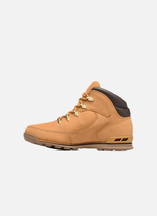 Bottines et boots Timberland Eurorock Beige vue face