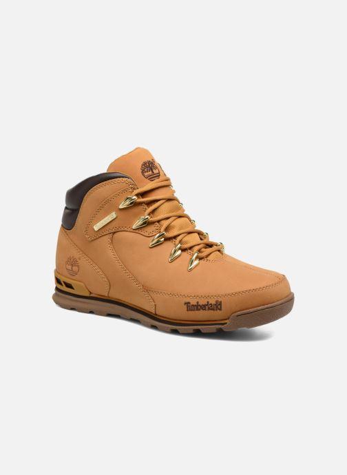 Bottines et boots Timberland Eurorock Beige vue détail/paire