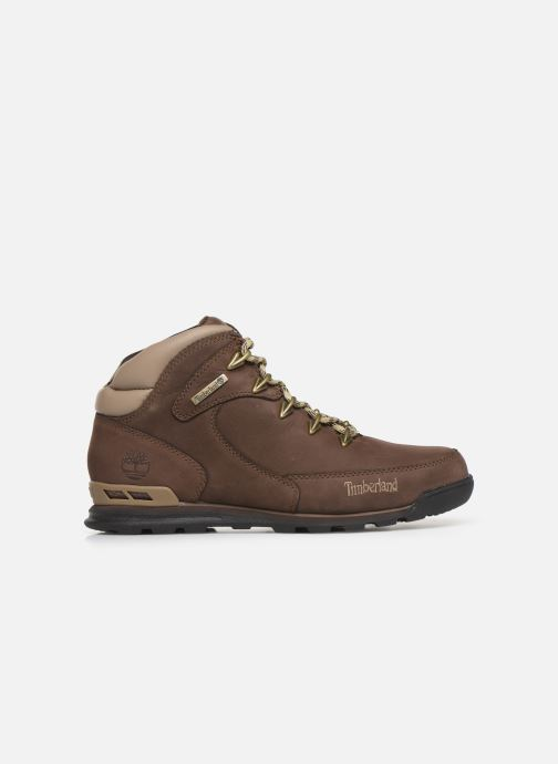 Bottines et boots Timberland Eurorock Marron vue derrière