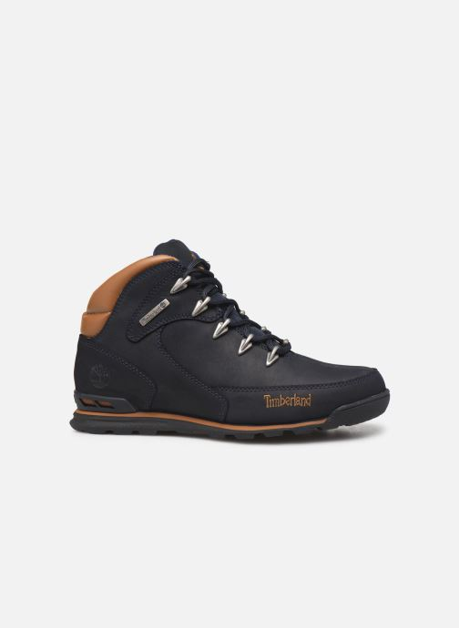 Boots en enkellaarsjes Timberland Eurorock Blauw achterkant
