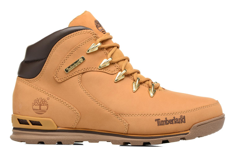 Bottines et boots Timberland Eurorock Beige vue derrière