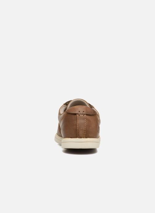 Sneakers Timberland Fulk LP Ox Marrone immagine destra