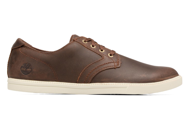 Sneaker Timberland Fulk LP Ox braun ansicht von hinten