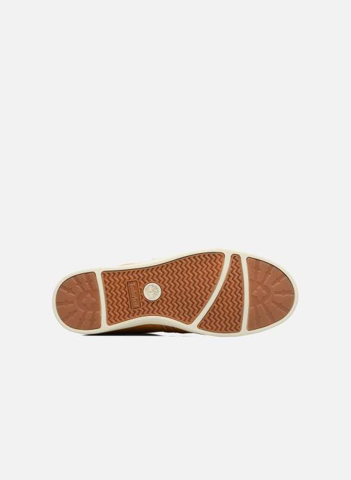 Sneakers Timberland Fulk oxford Beige immagine dall'alto