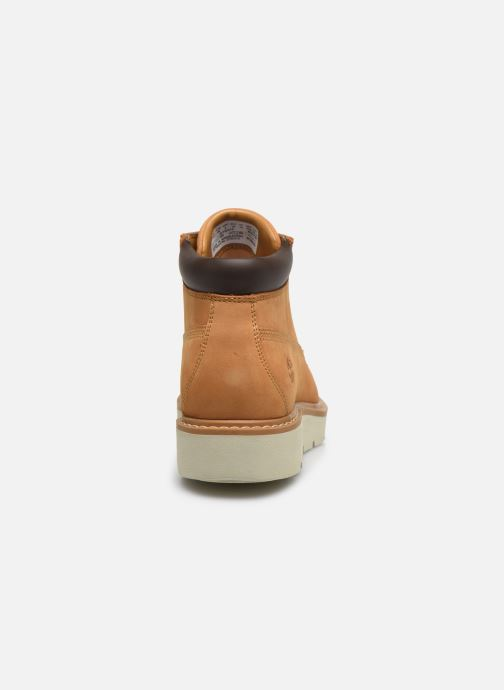 Ankle boots Timberland Kenniston Nellie Brown view from the right