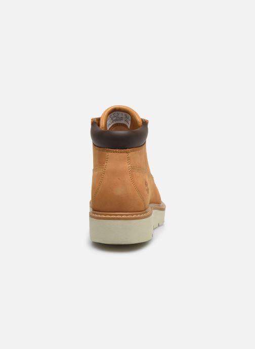Boots en enkellaarsjes Timberland Kenniston Nellie Bruin rechts