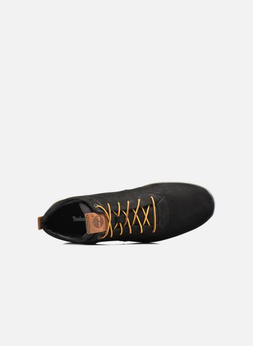 Sneaker Timberland Killington Half Cab schwarz ansicht von links