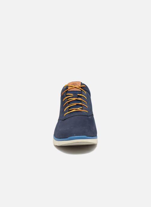Sneaker Timberland Killington Half Cab blau schuhe getragen