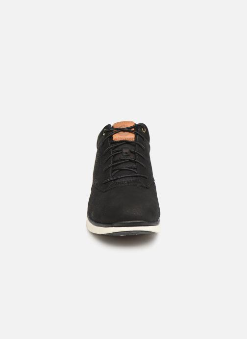 Baskets Timberland Killington Half Cab Noir vue portées chaussures