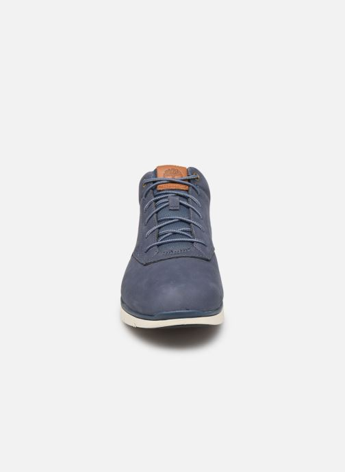 Trainers Timberland Killington Half Cab Blue model view
