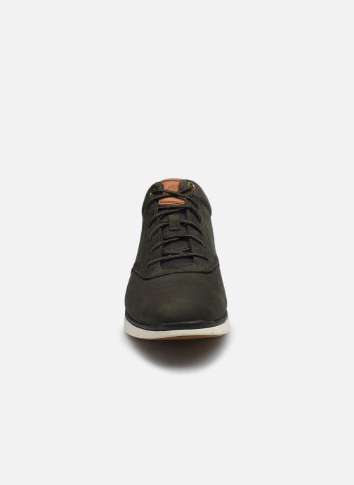 Baskets Timberland Killington Half Cab Vert vue portées chaussures