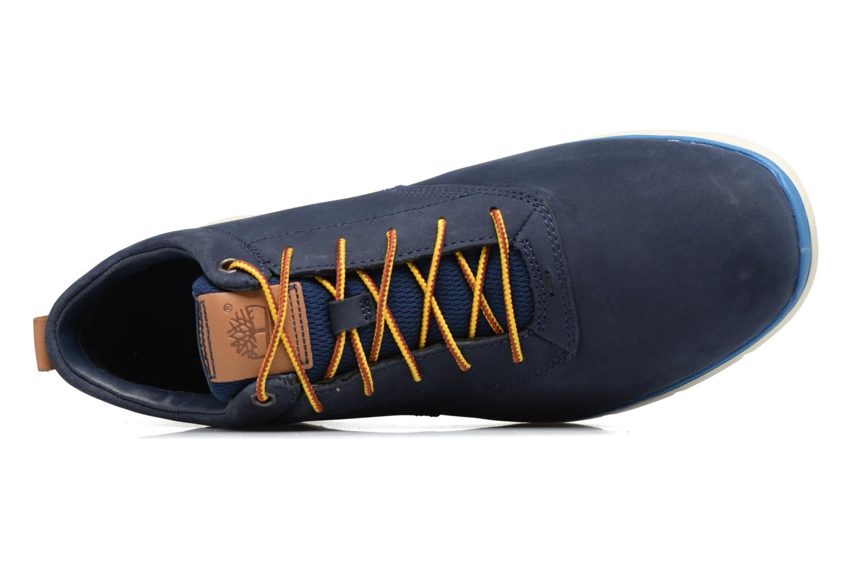 Sneaker Timberland Killington Half Cab blau ansicht von links