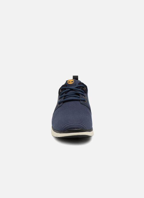 Baskets Timberland Killington L/F Oxford Noir vue portées chaussures