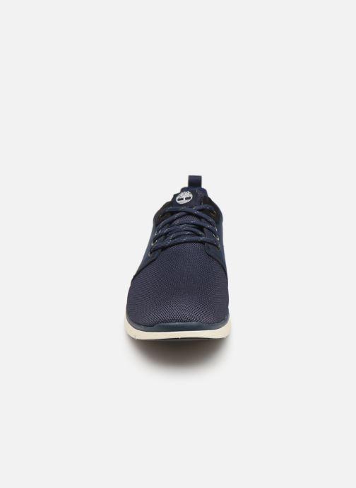 Baskets Timberland Killington L/F Oxford Bleu vue portées chaussures