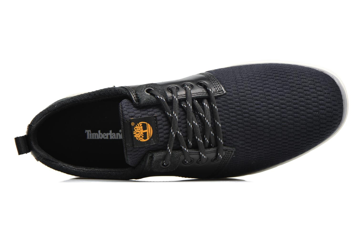 Baskets Timberland Killington L/F Oxford Noir vue gauche