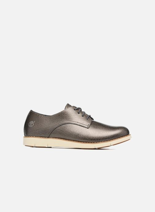 Zapatos con cordones Timberland Lakeville Ox Gris vistra trasera
