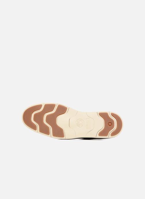 Zapatos con cordones Timberland Lakeville Ox Gris vista de arriba