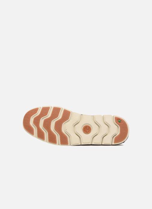 Snörade skor Timberland Tidelands 2 Eye Brun bild från ovan