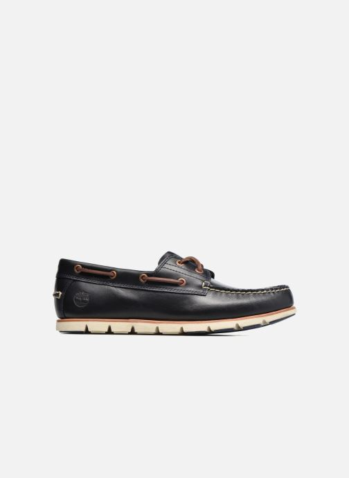 Chaussures à lacets Timberland Tidelands 2 Eye Bleu vue derrière