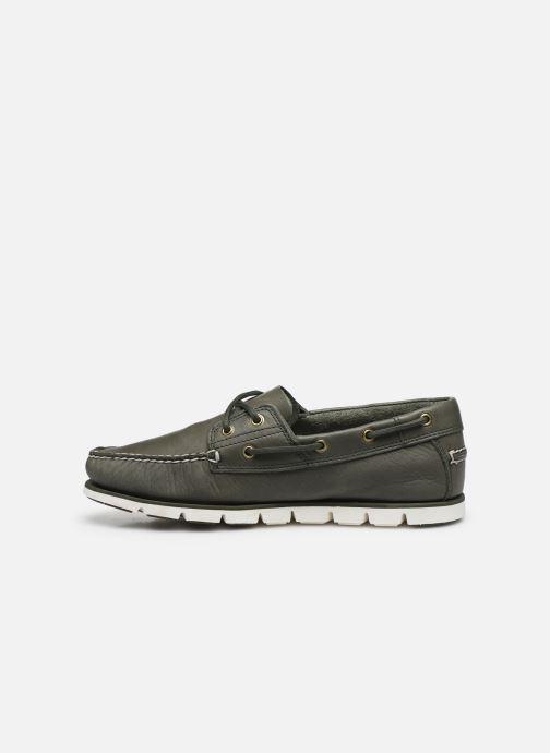 Chaussures à lacets Timberland Tidelands 2 Eye Vert vue face