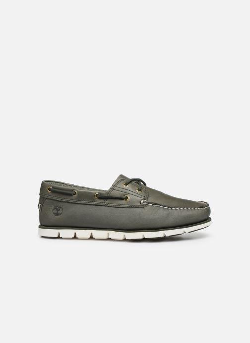Chaussures à lacets Timberland Tidelands 2 Eye Vert vue derrière