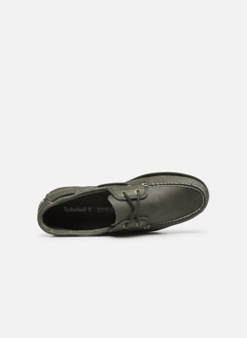 Chaussures à lacets Timberland Tidelands 2 Eye Vert vue gauche