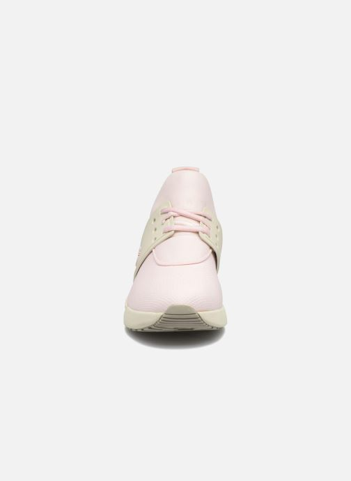Trainers Timberland Kiri Knitted W Pink model view