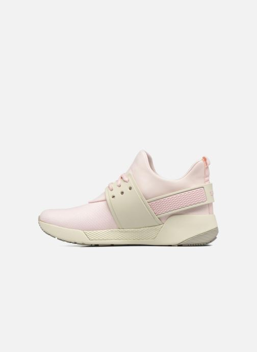 Trainers Timberland Kiri Knitted W Pink front view