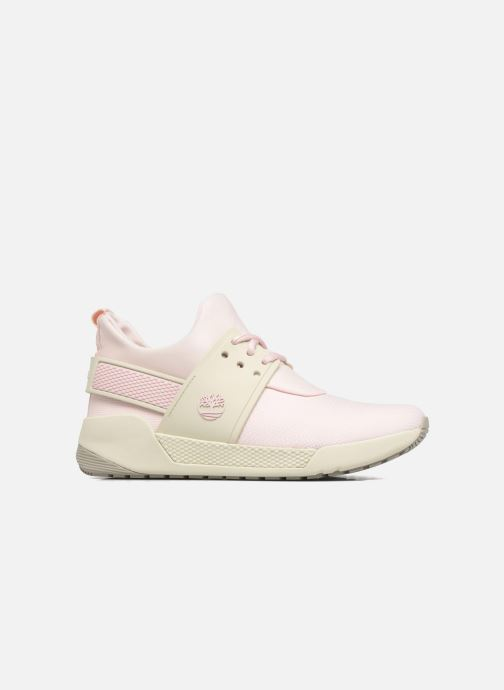 Trainers Timberland Kiri Knitted W Pink back view