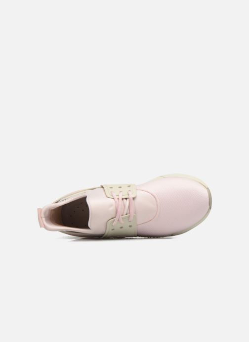 Trainers Timberland Kiri Knitted W Pink view from the left