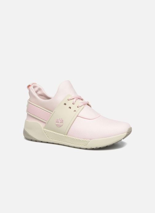 Trainers Timberland Kiri Knitted W Pink detailed view/ Pair view