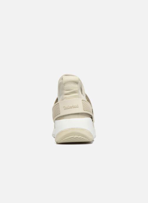 Sneaker Timberland Kiri Knitted W beige ansicht von rechts