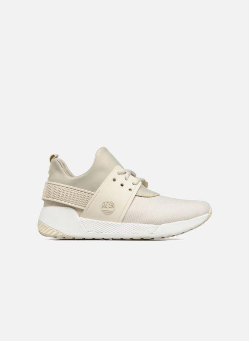 Sneaker Timberland Kiri Knitted W beige ansicht von hinten