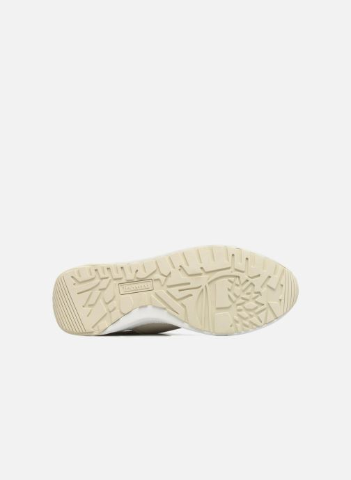 Sneaker Timberland Kiri Knitted W beige ansicht von oben