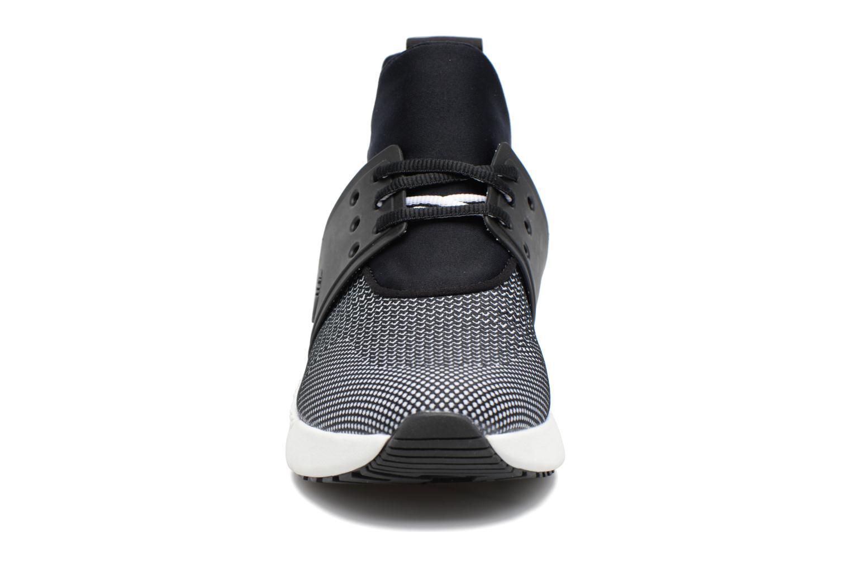Sneaker Timberland Kiri Knitted W schwarz schuhe getragen