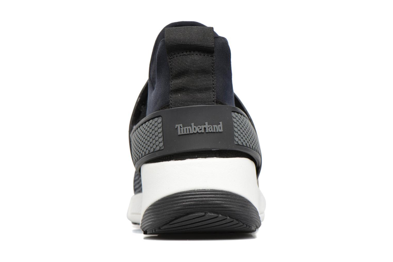 Sneaker Timberland Kiri Knitted W schwarz ansicht von rechts