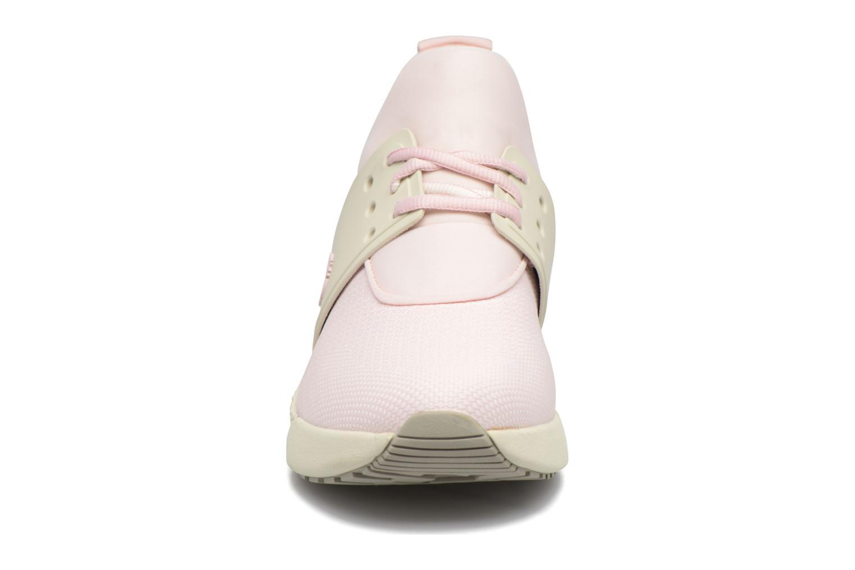 Sneaker Timberland Kiri Knitted W rosa schuhe getragen