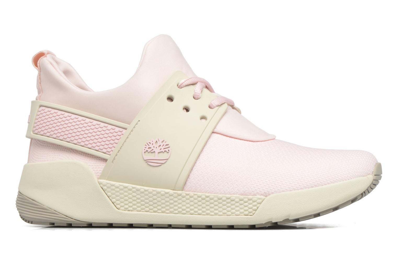 Sneaker Timberland Kiri Knitted W rosa ansicht von hinten