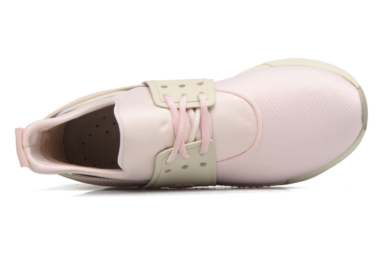 Sneaker Timberland Kiri Knitted W rosa ansicht von links
