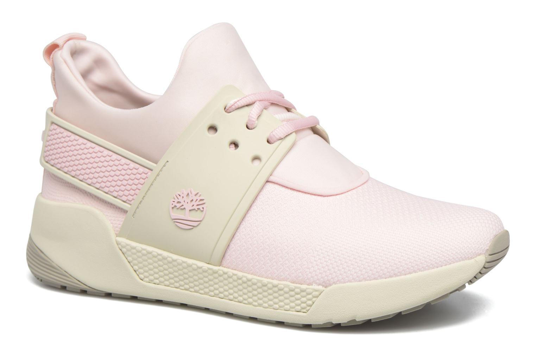 Sneaker Timberland Kiri Knitted W rosa detaillierte ansicht/modell
