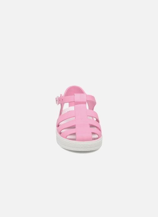 Sandales et nu-pieds SARENZA POP Romy Rose vue portées chaussures
