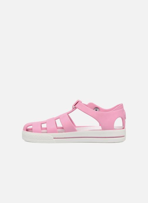 Sandalen SARENZA POP Romy rosa ansicht von vorne