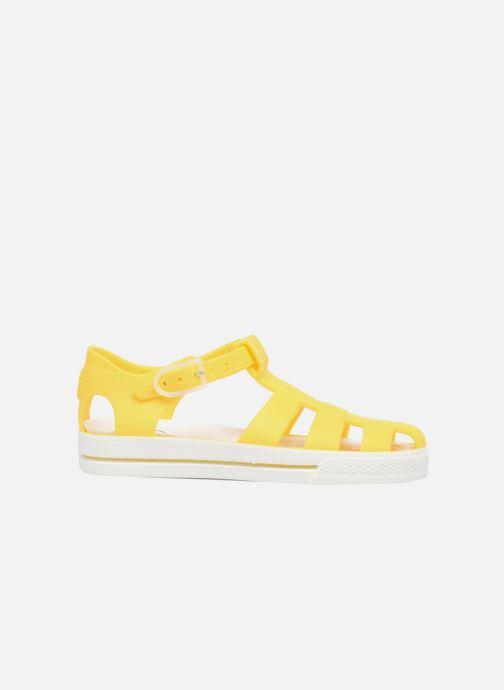 Sandalen SARENZA POP Romy gelb ansicht von hinten