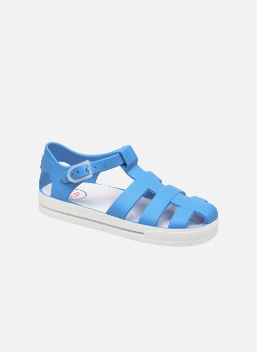Sandales et nu-pieds SARENZA POP Romy Bleu vue détail/paire