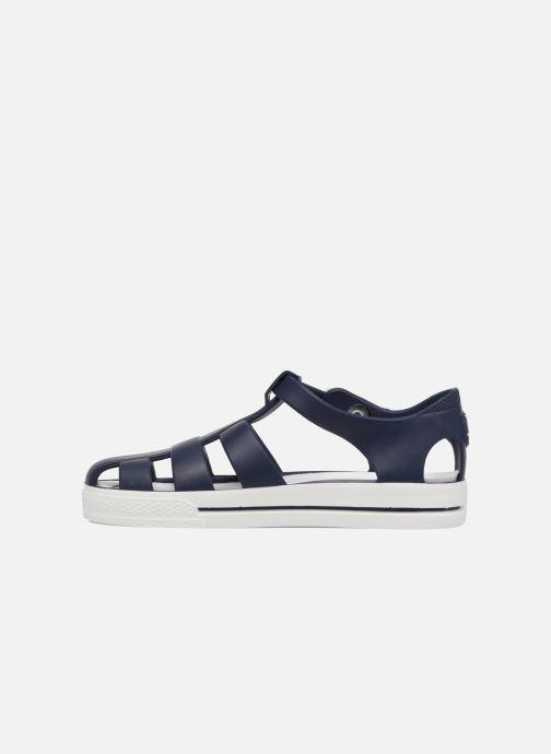Sandales et nu-pieds SARENZA POP Romy Bleu vue face