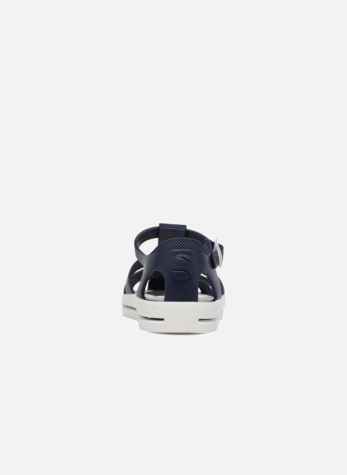 Sandales et nu-pieds SARENZA POP Romy Bleu vue droite