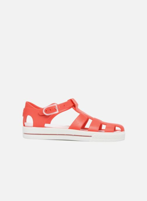 Sandales et nu-pieds SARENZA POP Romy Rouge vue derrière