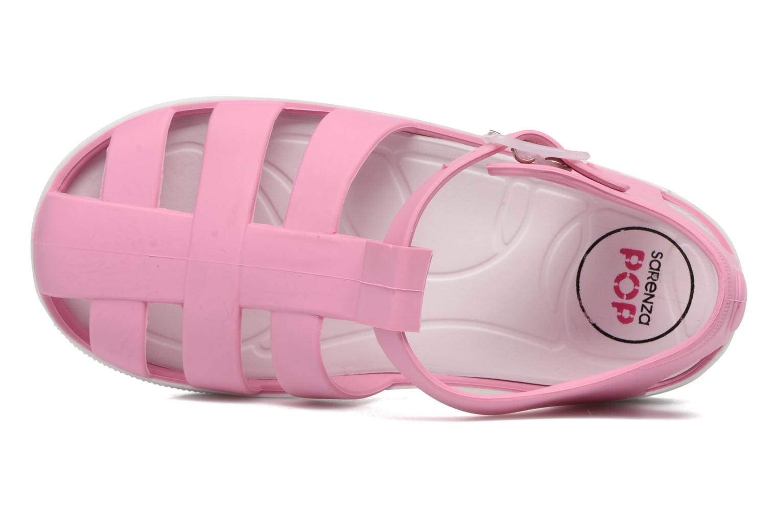 Sandals SARENZA POP Romy Pink view from the left
