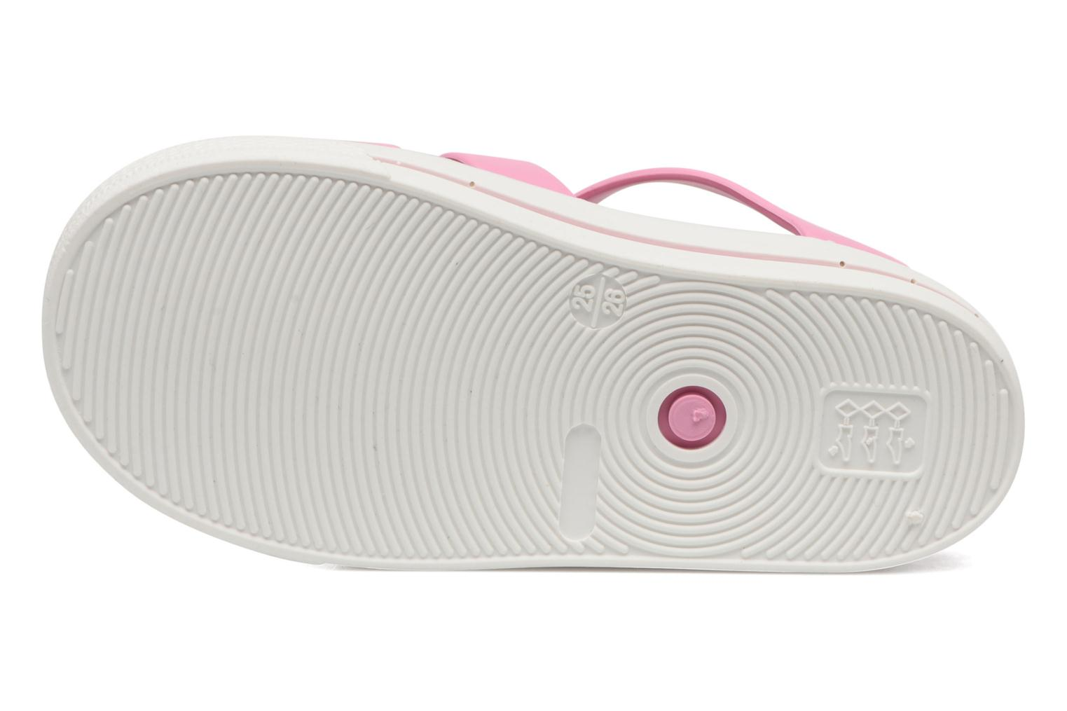Sandals SARENZA POP Romy Pink view from above