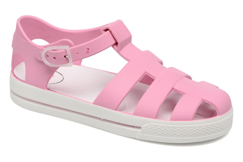 Sandals SARENZA POP Romy Pink detailed view/ Pair view